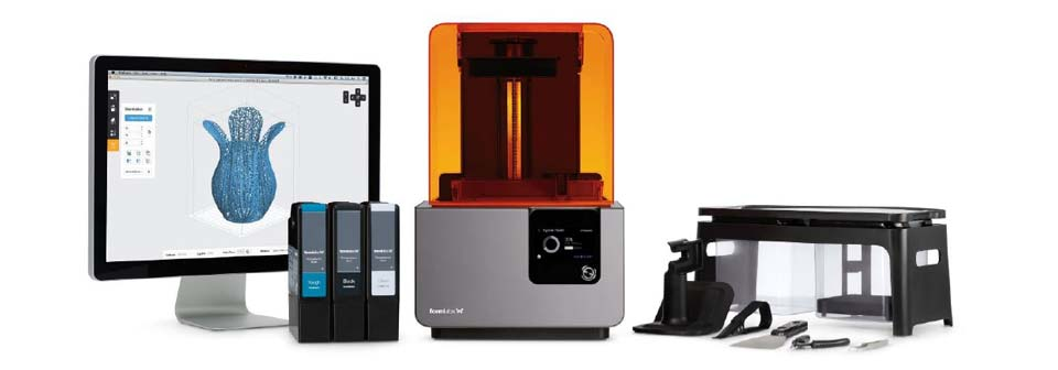 Formlabs Form 2展示图